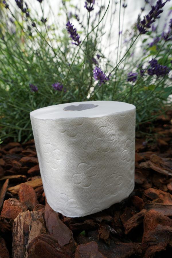Papier toilette du kit d'entretien Un Air Pur